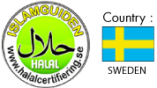 SWEDEN-CHILEHALA